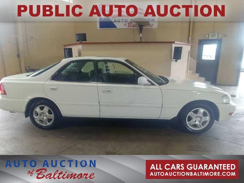 1996 Acura 2.5TL Premium Pkg   JOPPA, MD   Auto Auction of Baltimore  in JOPPA MD