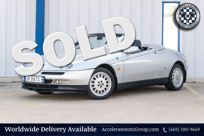 1996 Alfa Romeo Spider  2.0 Twin Spark in Rowlett Texas
