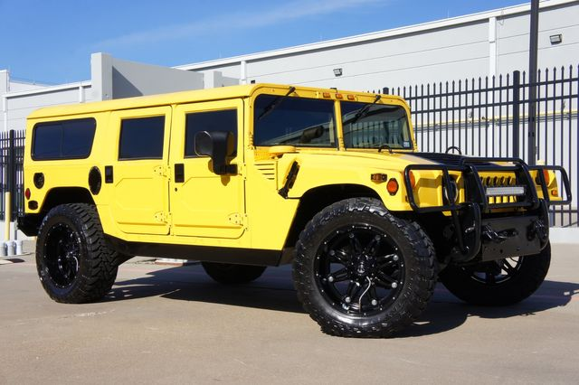 1996 Am General Hummer H1 WAGON * CTIS * Winch * A/C * 22's * Navigation in Plano, Texas 75093