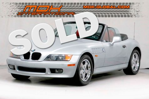 1996 BMW 3-Series Z3 - MANUAL - 1 OWNER - RED INTERIOR in Los Angeles