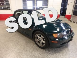 1996 Bmw Z3 5-Speed CONVERTIBLE. PERFECTLY SHARP & SOLID! Saint Louis Park, MN