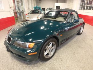 1996 Bmw Z3 5-Speed CONVERTIBLE. PERFECTLY SHARP & SOLID! Saint Louis Park, MN 9