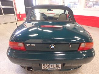 1996 Bmw Z3 5-Speed CONVERTIBLE. PERFECTLY SHARP & SOLID! Saint Louis Park, MN 11