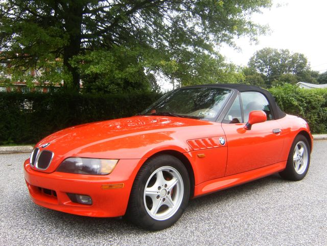 1996 BMW Z3 Convertible West Chester, PA 6