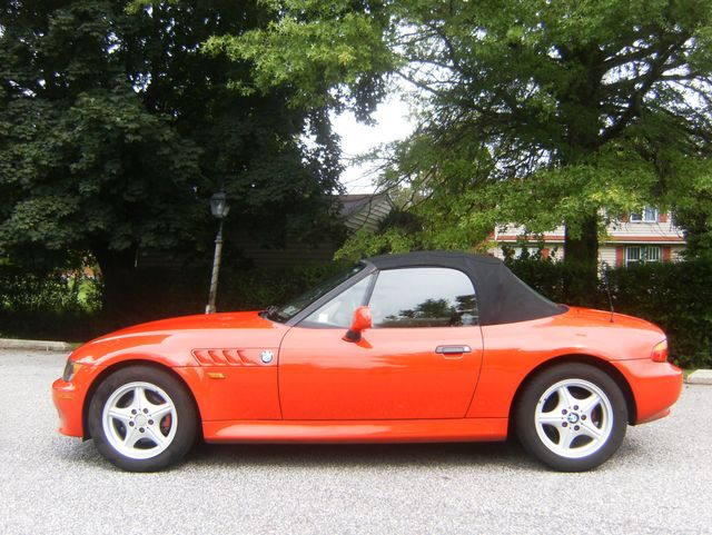 1996 BMW Z3 Convertible West Chester, PA 5