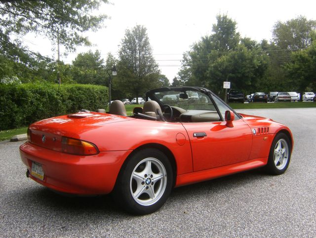 1996 BMW Z3 Convertible West Chester, PA 3