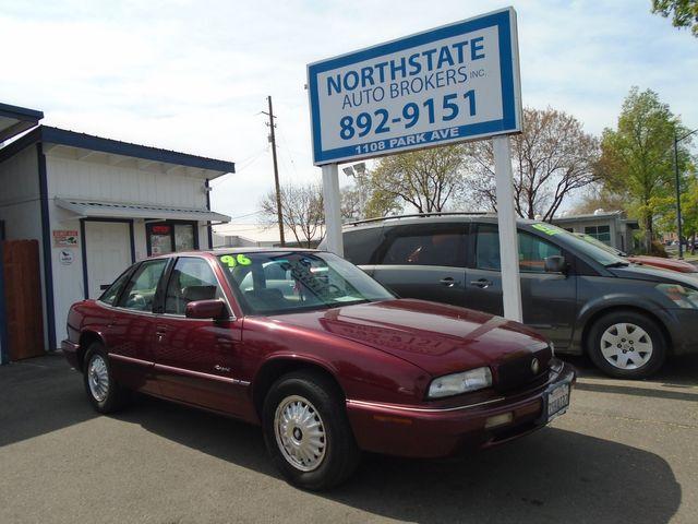 1996 Buick Regal Custom