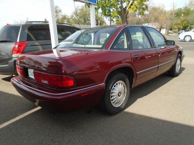 1996 Buick Regal Custom Chico, CA 1