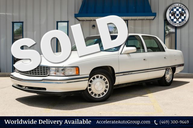 1996 Cadillac Deville Base in Rowlett