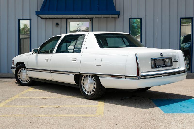 1996 Cadillac Deville Base in Rowlett, Texas