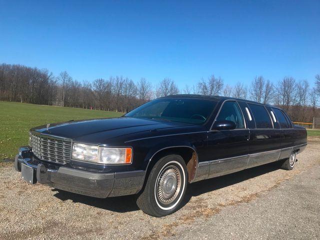 1996 Cadillac Fleetwood Limousine Ravenna, Ohio