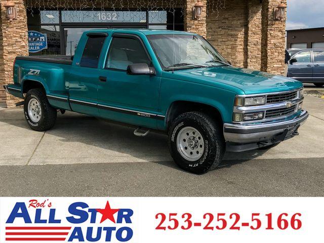 1996 Chevrolet C/K 1500 Base