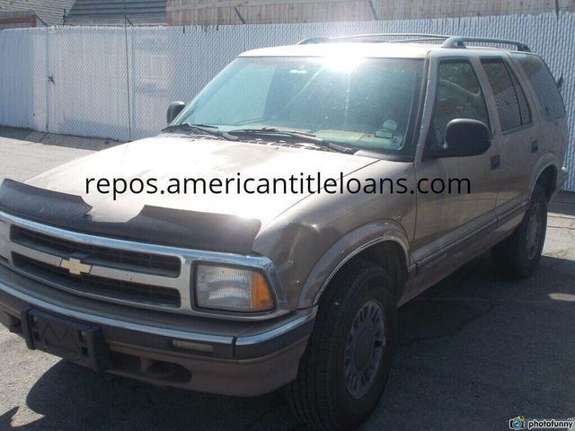 1996 Chevrolet Blazer Salt Lake City, UT