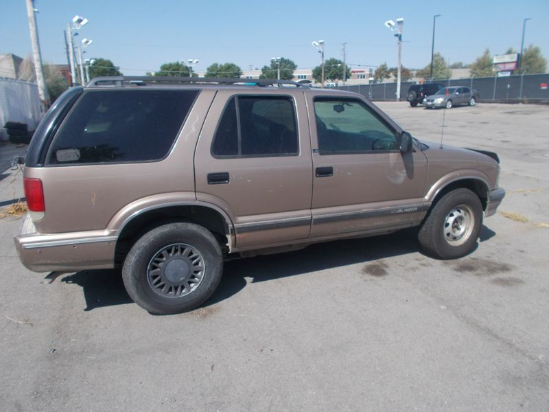 1996 Chevrolet Blazer   in Salt Lake City, UT