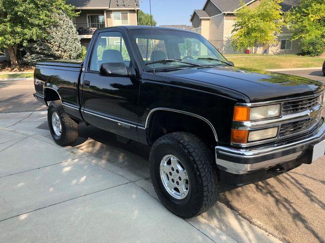 1996 Chevrolet C/K 1500 Z71 in Mustang OK, 73064