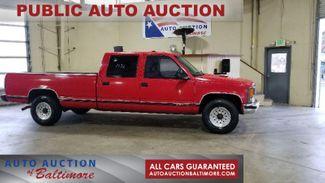1996 Chevrolet C/K 3500 Crew Cab    JOPPA, MD   Auto Auction of Baltimore  in Joppa MD