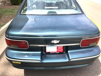 1996 Chevrolet-One Owner! Hard To Find Classic! Caprice Classic-BUY HERE PAY HERE! Knoxville, Tennessee 5