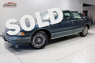 1996 Chevrolet Caprice Classic 1SA Special Value Pkg Merrillville, Indiana