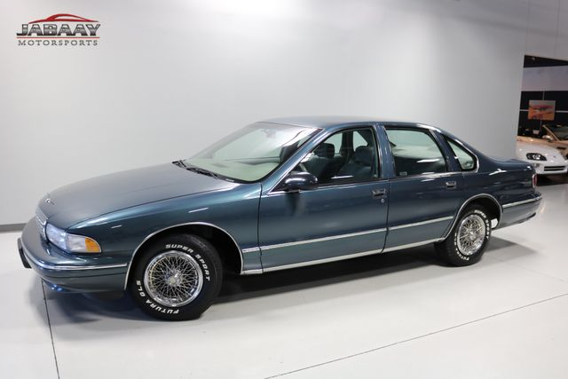1996 Chevrolet Caprice Classic 1SA Special Value Pkg Merrillville, Indiana 24