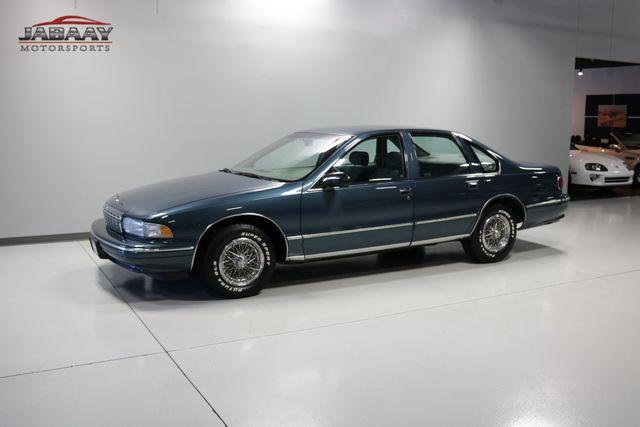 1996 Chevrolet Caprice Classic 1SA Special Value Pkg Merrillville, Indiana 29