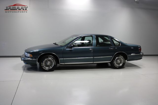 1996 Chevrolet Caprice Classic 1SA Special Value Pkg Merrillville, Indiana 30
