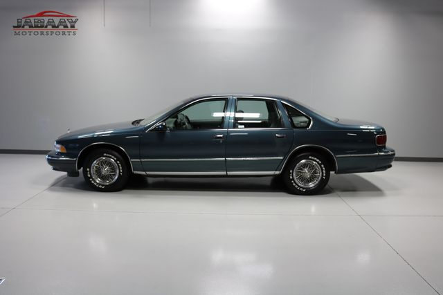 1996 Chevrolet Caprice Classic 1SA Special Value Pkg Merrillville, Indiana 31
