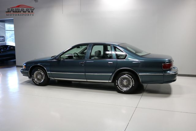 1996 Chevrolet Caprice Classic 1SA Special Value Pkg Merrillville, Indiana 32