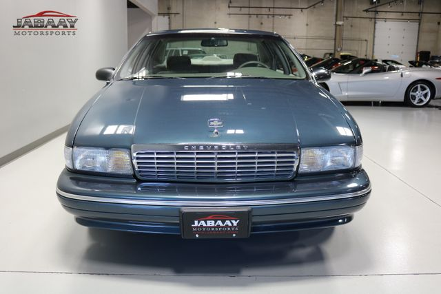 1996 Chevrolet Caprice Classic 1SA Special Value Pkg Merrillville, Indiana 7