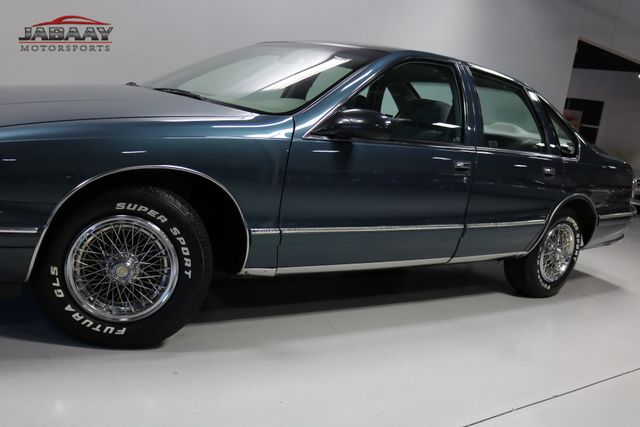 1996 Chevrolet Caprice Classic 1SA Special Value Pkg Merrillville, Indiana 26