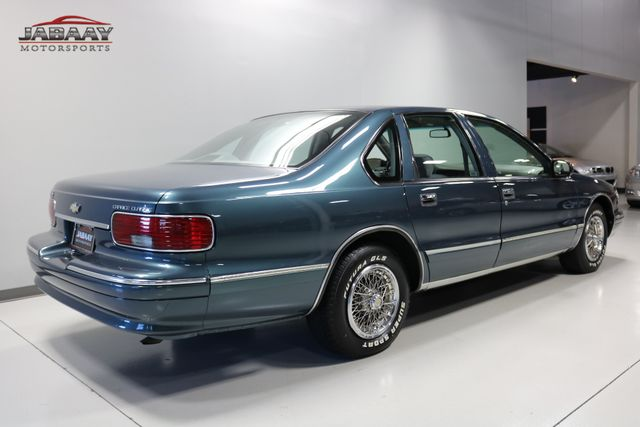 1996 Chevrolet Caprice Classic 1SA Special Value Pkg Merrillville, Indiana 4