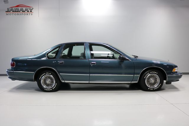 1996 Chevrolet Caprice Classic 1SA Special Value Pkg Merrillville, Indiana 5