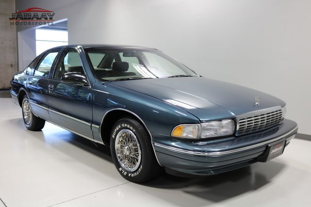 1996 Chevrolet Caprice Classic 1SA Special Value Pkg Merrillville, Indiana 6