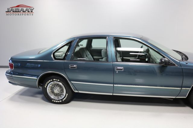 1996 Chevrolet Caprice Classic 1SA Special Value Pkg Merrillville, Indiana 33