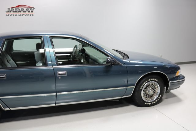 1996 Chevrolet Caprice Classic 1SA Special Value Pkg Merrillville, Indiana 34