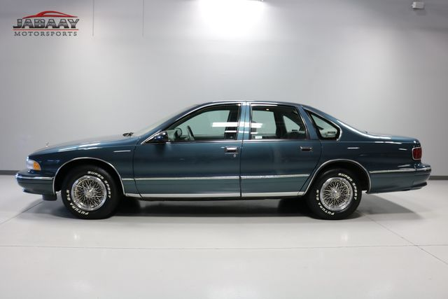 1996 Chevrolet Caprice Classic 1SA Special Value Pkg Merrillville, Indiana 1