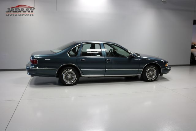 1996 Chevrolet Caprice Classic 1SA Special Value Pkg Merrillville, Indiana 36