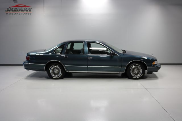 1996 Chevrolet Caprice Classic 1SA Special Value Pkg Merrillville, Indiana 37