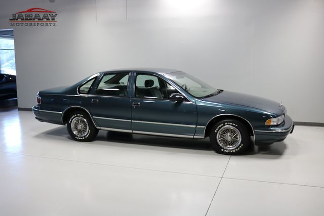 1996 Chevrolet Caprice Classic 1SA Special Value Pkg Merrillville, Indiana 38
