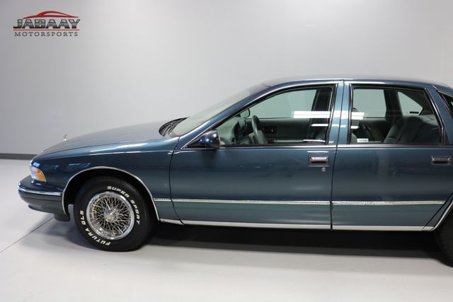 1996 Chevrolet Caprice Classic 1SA Special Value Pkg Merrillville, Indiana 27