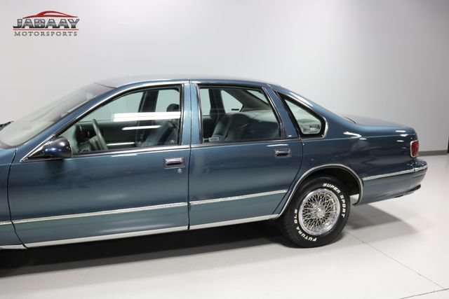1996 Chevrolet Caprice Classic 1SA Special Value Pkg Merrillville, Indiana 28