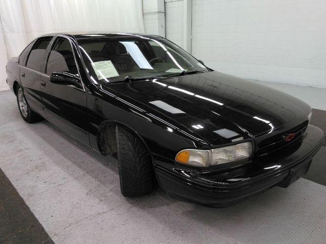 1996 Chevrolet Caprice Classic 1SA Special Value Pkg