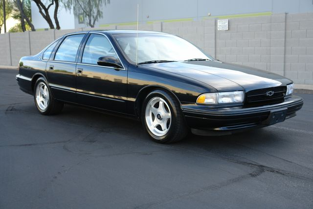 1996 Chevrolet Impala SS LT1