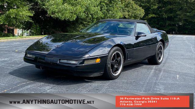 1996 Chevrolet Corvette C4 LT1