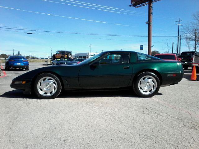 1996 Chevrolet Corvette LT4 Boerne, Texas 10