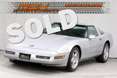 1996 Chevrolet Corvette - Z51 Performance pkg - Collector's edition - MINT in Los Angeles