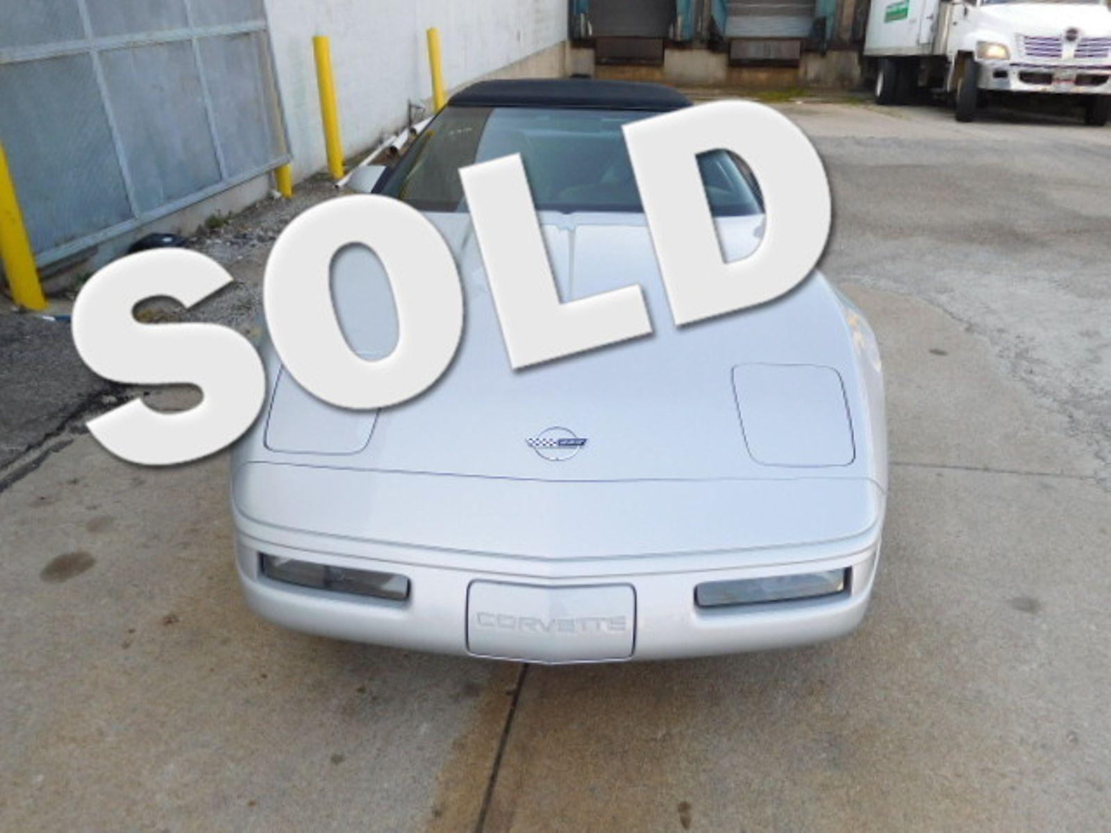 1996 Chevrolet Corvette COLLECTOR EDITION city Ohio Arena Motor