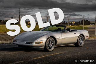 1996 Chevrolet Corvette Collectors Edition   Concord, CA   Carbuffs in Concord