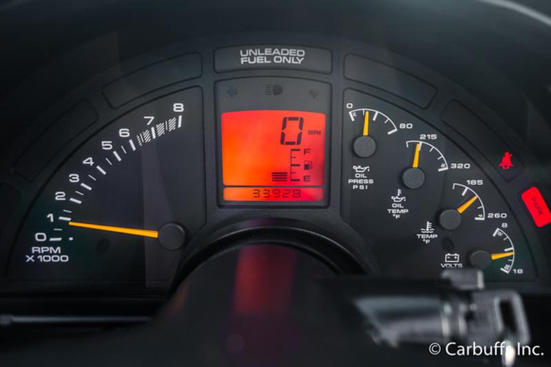 1996 Chevrolet Corvette Collectors Edition   Concord, CA   Carbuffs in Concord, CA