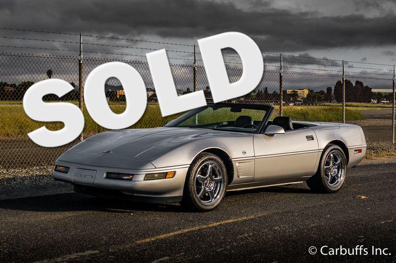 1996 Chevrolet Corvette Collectors Edition   Concord, CA   Carbuffs