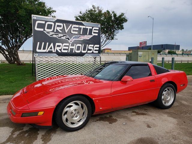 1996 Chevrolet Corvette Coupe Auto, AM/FM Radio, Glass Top, Alloys